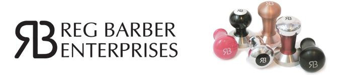 Reg Barber tampers