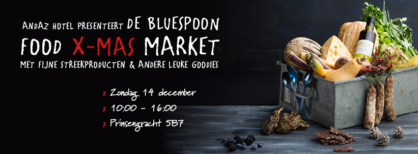 Bluespoon Food X-Mas Market - FB Timeline Photo