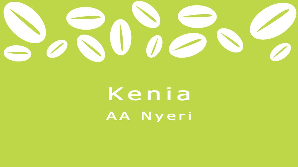 Kenia AA Nyeri