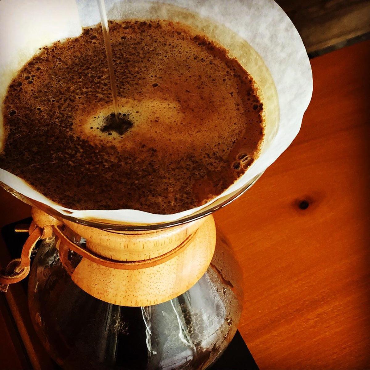 Chemex slow coffee