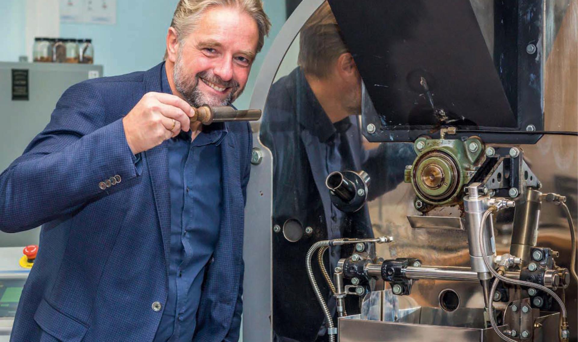 Brandmeesters koffie geschiedenis lammert brouwers koffiebranderij amsterdam haarlem