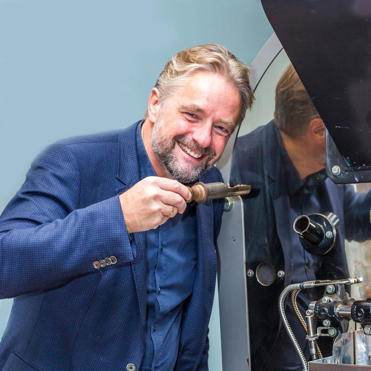 Koffiebranderij Nederland