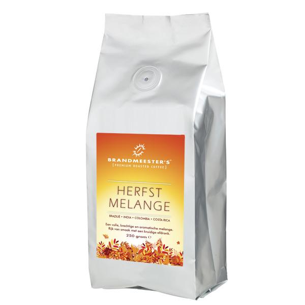Koffiemelange herfst