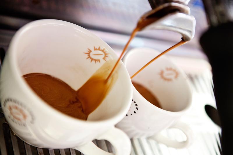 Koffie horeca