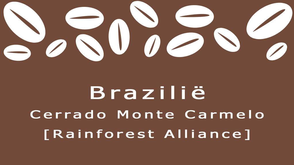 Brazilie Cerrado Monte Carmelo