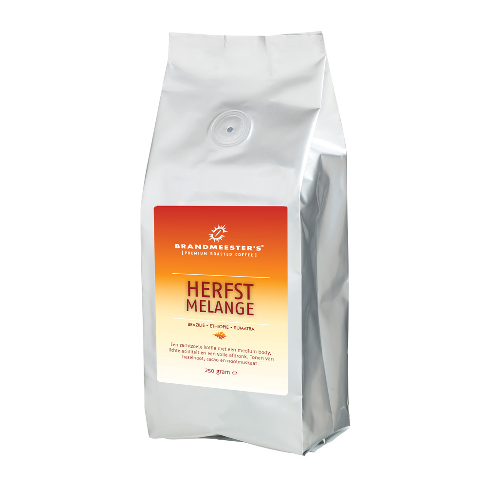 Koffiebonen herfstmelange
