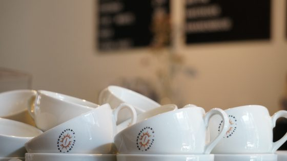 Zakelijk koffie koffiebonen brandmeesters amsterdam haarlem werkvloer