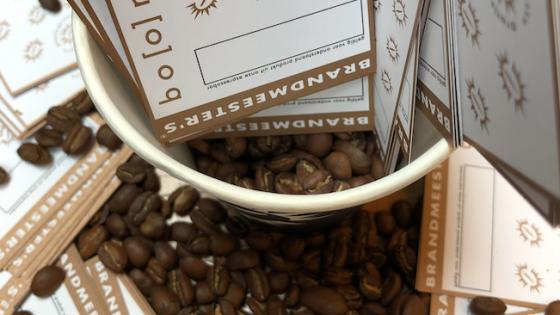 koffie bonuskaart